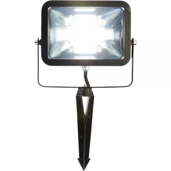 HEITRONIC LED Flutlichtstrahler OXFORD schwarz 20W